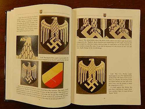 New book: The Helmet Decals of the Third Reich.