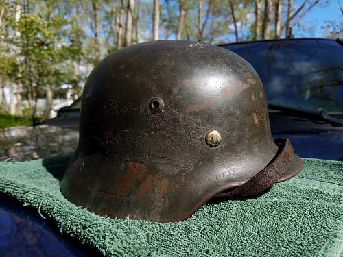 M35 SD Toned Heer or Kriegsmarine Helmet?