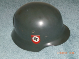Nazi Helmet, I can't find this one anywhere!