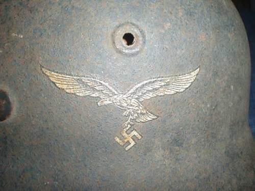 Luftwaffe single decal M40: good or bad ???