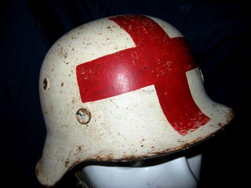 M42 Medic Helmet on ebay. Genuine?