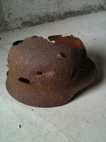 Operation Barbarossa relics