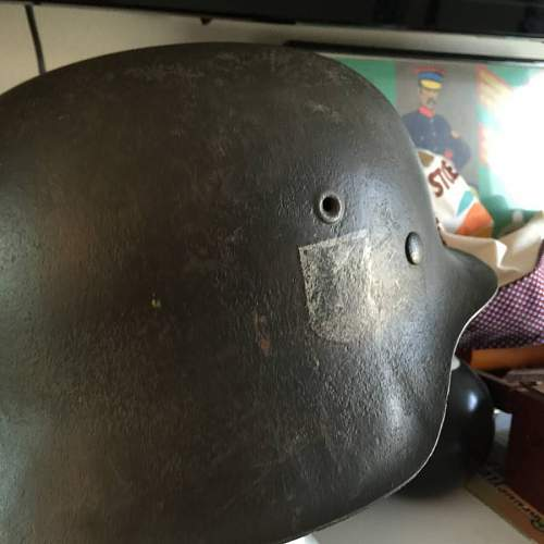 SS Helmet Help
