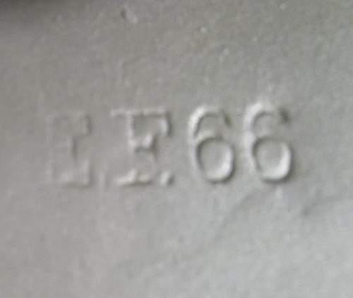 Helmet batch numbers