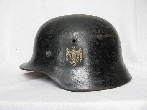 Heer helmet - thoughts on authenticity