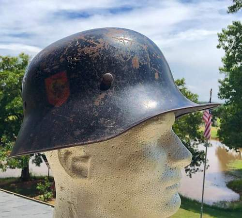 Need opinions on this m34 fireman helmet