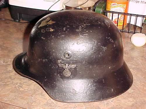 Good Helmet?~Bad Decal? Please help