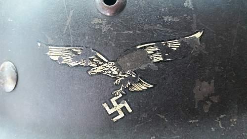 M35 Luftwaffe Pickuo