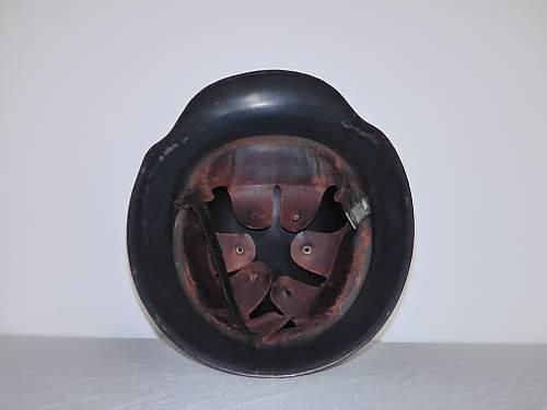 M18 Style Interwar Commercially Produced Helmet