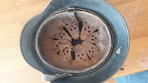 M35 Luftwaffe Helmet Opinion