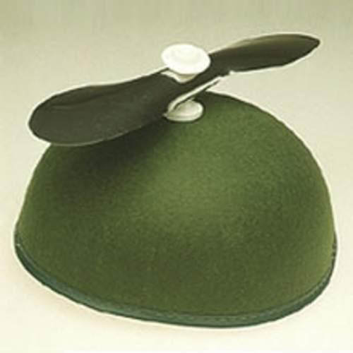 Helmet Luftwaffe Parachute