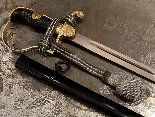 Heer Sword by Alcoso (Alexander Coppel und Sohn)