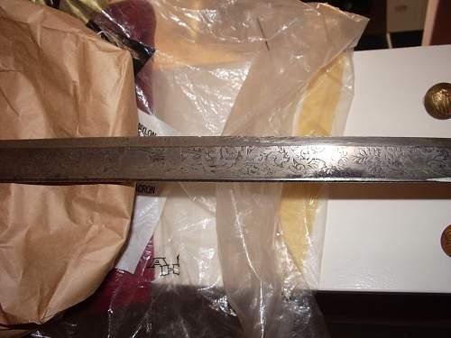 german hunting sword