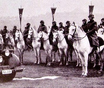 SS Cavalry Sabres