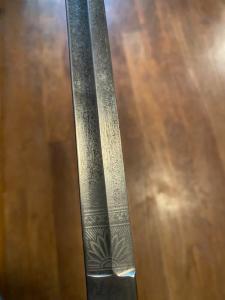 Kriegsmarine/Naval sword ID HELP