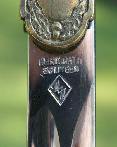 Lets see your photos of Herm,Rath marked swords