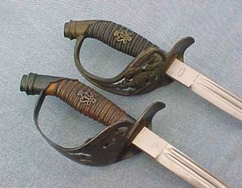 Grandfather's German (?) Sword
