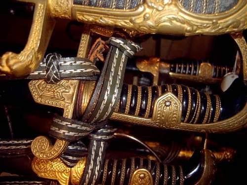 Carl Eickhorn Army Sword