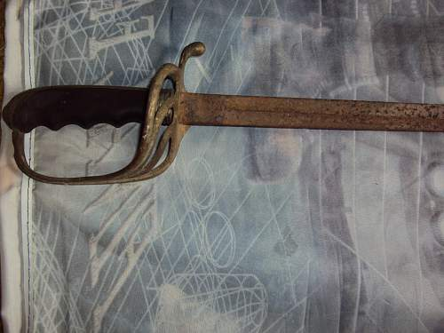 Does anyone know what sword this is?