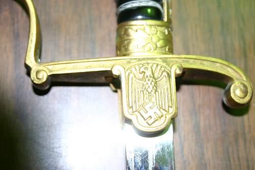 Eickhorn-Solingen Heer Sword?
