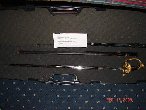 Sword with a chance to buy it!!!