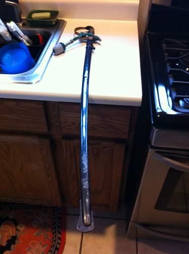 Nazi sword