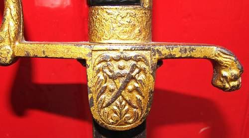 Sword identification please