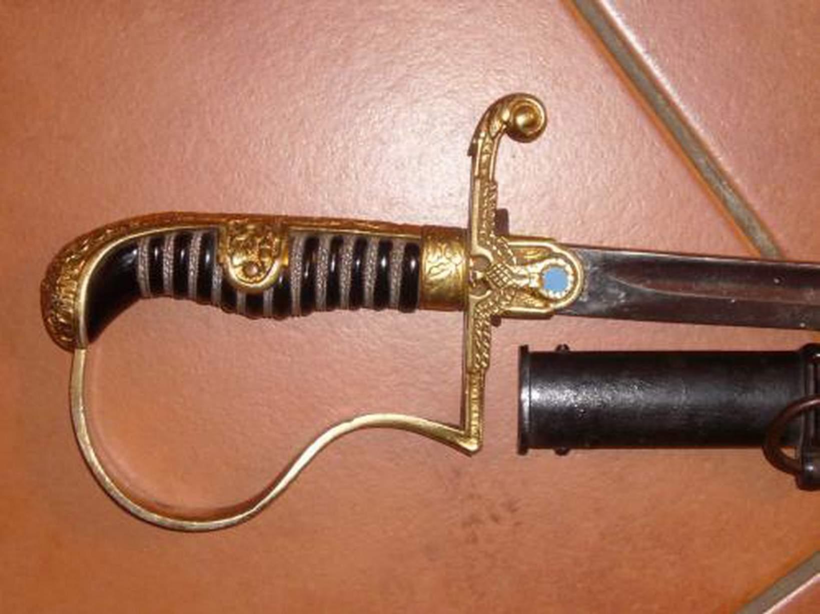 original eickhorn solingen sword