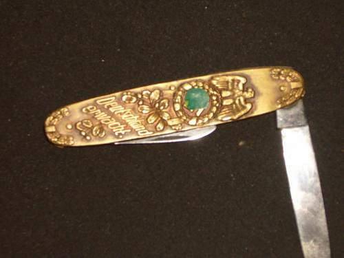Puma Solingen sword