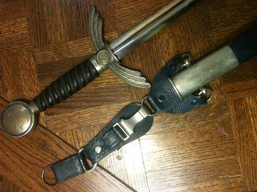 real or fake? sword pt. 1