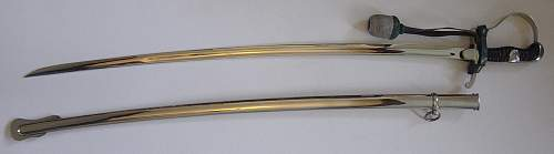 Click image for larger version.  Name:Heer cavalry NCO's sword 003.jpg Views:149 Size:72.9 KB ID:41899