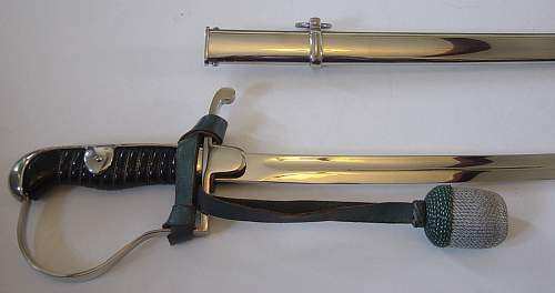 Click image for larger version.  Name:Heer cavalry NCO's sword 004.jpg Views:185 Size:140.2 KB ID:41900