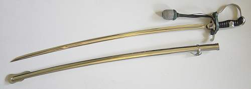 Click image for larger version.  Name:Heer cavalry NCO's sword 005.jpg Views:168 Size:66.5 KB ID:41901