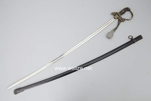 Opinions on WH Officer  sword