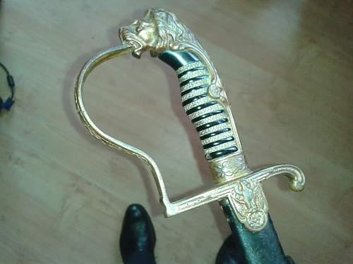 German Sword