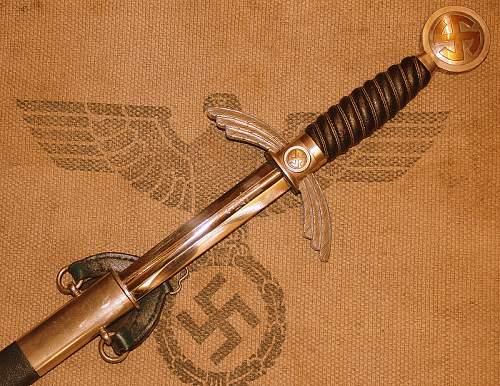 Von Stein sword
