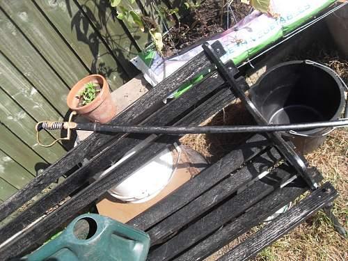 Puma sword
