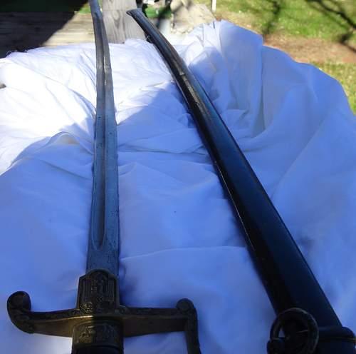 Heer Army Officers Sword