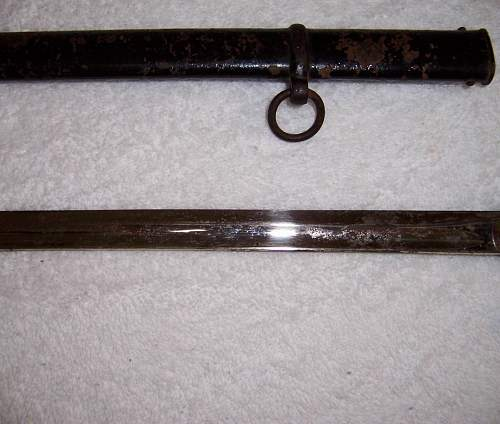 Lion head sword, real or fake?