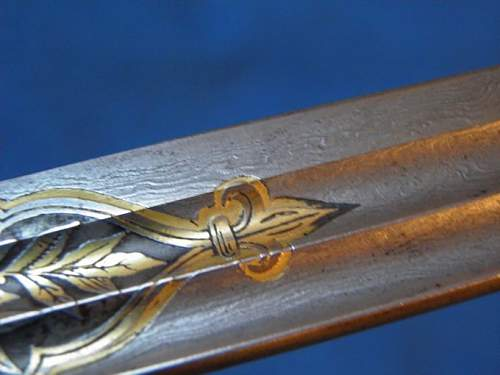 Click image for larger version.  Name:mini-damascus sword 051.JPG Views:70 Size:60.7 KB ID:703416