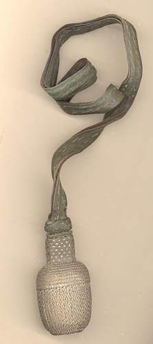 Is this an original sword knot?