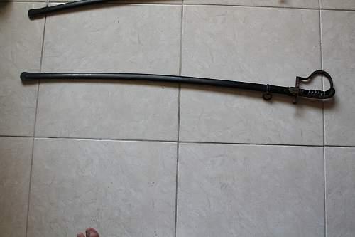 Heer Sword #1 Robert Klaas? Please help ID and verify