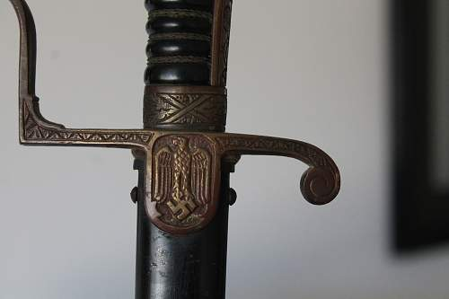 Heer sword #2 E Pack&Sohne Please Help ID and Verify