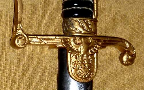 Sword Langets - An Aid to Manufacturer Identification --  Eagles of the TR