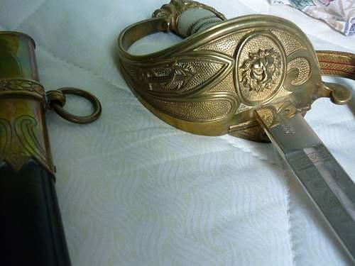 Sword Identification