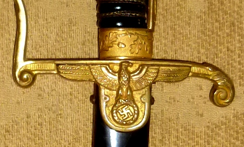 Swords of the Third Reich, Imperial through 1945 - Quick Reference