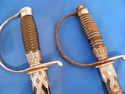SS NCO Pack sword
