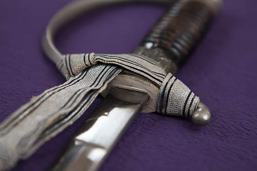 SS NCO sword