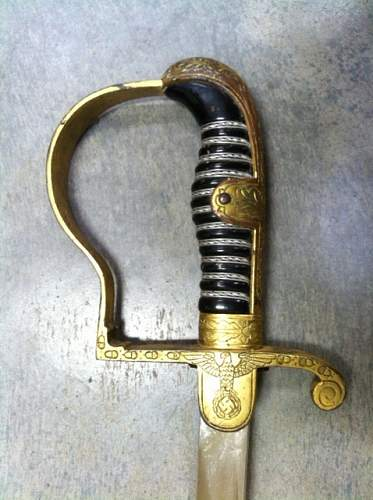 Would Eickhorn really make a sword this ugly?