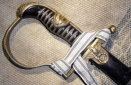 SS Sword knot Prinz Eugen  help please.